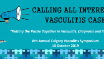ANNOUNCING: INTERESTING VASCULITIS CASE COMPETITION