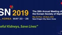 PEACEFUL KIDNEYS, SAVE LIVES – ANNUAL MEETING OF THE KOREAN SOCIETY OF NEPHROLOGY