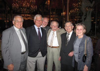Adrian Spitzer, Mathias Brandis, Isidro Salusky, Jose Strauss, Chester Edelmann Jr, Normal Edelmann