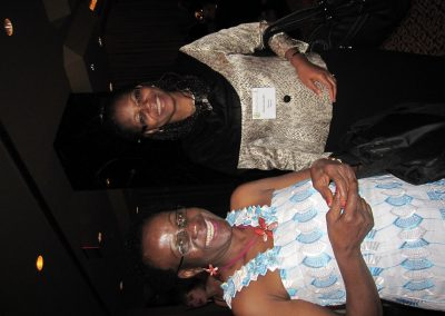 Felicia Ike and Ifeoma Anochie