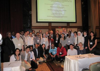IPNA funded trainees
