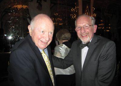 Ira Geifer and Isidro Salusky