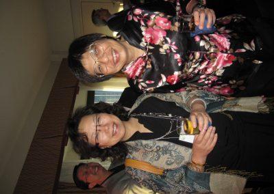 Professor Hong and Kim Yap