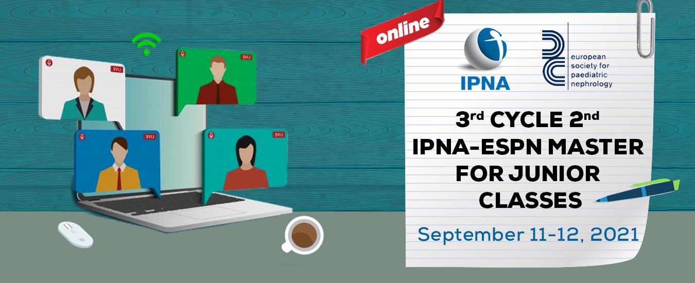 IPNA-ESPN Junior Master Classes